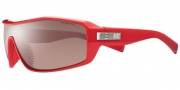 Nike Moto EV0610 Sunglasses Sunglasses - EV0610-606 Crimson / Vermillion Lens