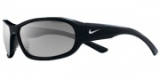 Nike Defiant EV0531 Sunglasses Sunglasses - EV0531-007 Gloss Black / Grey Lens