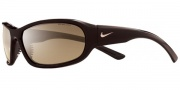 Nike Defiant EV0531 Sunglasses Sunglasses - EV0531-222 Dark Oak / Brown Lens