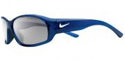 Nike Karma EV0581 Sunglasses Sunglasses - EV0581-402 Team Royal Translucent / Grey Lens