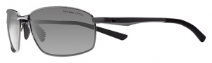 Nike Avid Square EV0589 Sunglasses Sunglasses - EV0594-004 Gunmetal / Grey Max Polarized Lens
