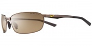 Nike Avid Wire EV0569 Sunglasses Sunglasses - EV0569-203 Walnut / Brown Lens