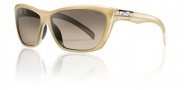 Smith Aura Sunglasses Sunglasses - Stone / Brown Gradient