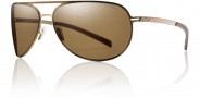 Smith Showdown Sugnlasses Sunglasses - Matte Brown  / Polarized Brown