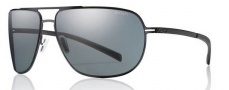 Smith Lineup Sunglasses Sunglasses - Matte Black / Polarized Gray