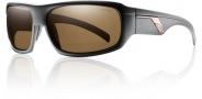 Smith Tactic Sunglasses Sunglasses - Matte Black / Polarized Brown
