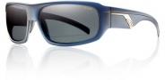 Smith Tactic Sunglasses Sunglasses - Blue Blazer / Polarized Gray