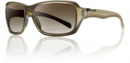 Smith Brooklyn Sunglasses Sunglasses - Matte Desert / Polarized Brown Gradient