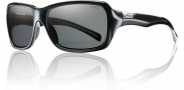 Smith Brooklyn Sunglasses Sunglasses - Black / Polarized Gray