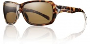 Smith Brooklyn Sunglasses Sunglasses - Vintagre Tortoise / Polarized Brown