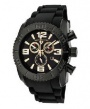 Swiss Legend Commander Chrono Watch 20067 Watches - BB-01-GA Black / Gold Dial