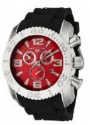 Swiss Legend Commander Chrono Watch 20067 Watches - 05 Red Face / Black Band
