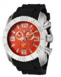 Swiss Legend Commander Chrono Watch 20067 Watches - 06 Orange Face / Black Band