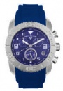 Swiss Legend Commander Rubber Watch 20065 Watches - 33B Blue Face  / Blue Band