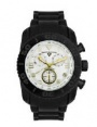 Swiss Legend Commander Rubber Black IP Watch 20065 Watches - R White Face / Gold Dial