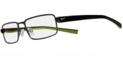 Nike 8070 Eyeglasses Eyeglasses - 079 Brushed Gunmetal / Dark Gunmetal
