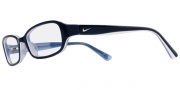 Nike 5500 Eyeglasses Eyeglasses - 415 Blue / White
