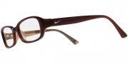 Nike 5500 Eyeglasses Eyeglasses - 263 Radeo Brown