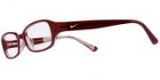 Nike 5500 Eyeglasses Eyeglasses - 635 Cardinal Red