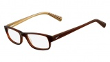 Nike 5507 Eyeglasses Eyeglasses - 263 Rodeo Brown