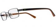 Nike 5550 Eyeglasses Eyeglasses - 036 Matte Dark Gunmetal
