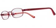 Nike 5555 Eyeglasses Eyeglasses - 625 Pro Red