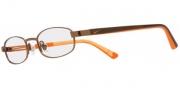 Nike 5555 Eyeglasses Eyeglasses - 248 Gun Brown