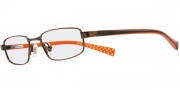 Nike 5556 Eyeglasses  Eyeglasses - 248 Gunmetal Brown