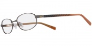 Nike 5560 Eyeglasses  Eyeglasses - 080 Gunmetal / Grey / Dark Orange