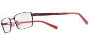 Nike 5561 Eyeglasses  Eyeglasses - 620 Dark Red / Red