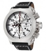 Swiss Legend Militare No. 1 Watch 1101 Watches - 1101-02 White Face / Black Band