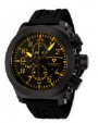Swiss Legend Militare No. 1 Watch 1101 Watches - 1101-BB-01-YA Yellow Dial / Black Band