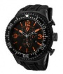 Swiss Legend Neptune Diver Black IP Watch 11812P Watches - 11812P-BB-01-BLA Blue Dial