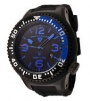 Swiss Legend Neptune Pilot Black IP Watch 21818 Watches - 21818P-BB-01-BLB Blue Dial / Black Band