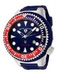 Swiss Legend Neptune Diver Steel 21818 Watches - 21818D-03-BLR Blue Face / Blue Band