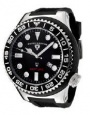 Swiss Legend Neptune Diver Steel 21818 Watches - 21818D-01-NB Black Face / Black Band