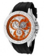 Swiss Legend Evolution Watch 10064 Watches - 10064-06 Orange Dial