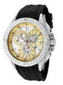 Swiss Legend Evolution Watch 10064 Watches - 10064-010 Light Yellow Dial