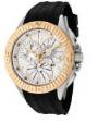 Swiss Legend Evolution IP Bezels Watch 10064 Watches - 10061-02S-GB White Face / Gold Crown