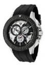 Swiss Legend Evolution IP Bezels Watch 10064 Watches - 10064-02SBLK-BB Black Dial / Black Crown