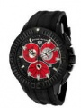 Swiss Legend Evolution IP Watch 10064 Watches - 10064-BB-05 Black Face / Red Dial