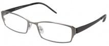 Modo 4007 Eyeglasses Eyeglasses - Brushed Silver
