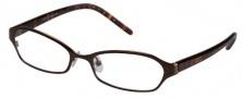 Modo 4008 Eyeglasses Eyeglasses - Matte Brown