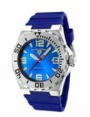 Swiss Legend Expedition Watch 10008 Watches - 03 Aqua Face / Blue Band
