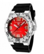 Swiss Legend Expedition Watch 10008 Watches - 05 Red Face / Black Band