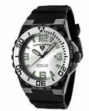 Swiss Legend Expedition Watch 10008-BB Watches - BB-02S-SB White Face / White Bezel / Black Band