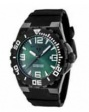 Swiss Legend Expedition Watch 10008-BB Watches - BB-08 Olive Face / Black Bezel / Black Band