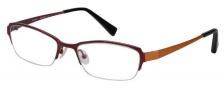 Modo 4014 Eyeglasses Eyeglasses - Burgundy