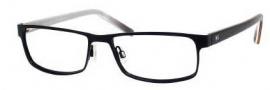 Tommy Hilfiger 1127 Eyeglasses Eyeglasses - 059G Matte Black / White Gray