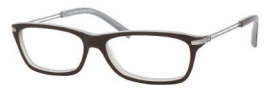 Tommy Hilfiger 1100 Eyeglasses Eyeglasses - 0XGF Brown Gray Ruthenium